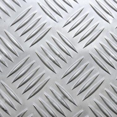 Лист стальной рифленый — разновидности и применение