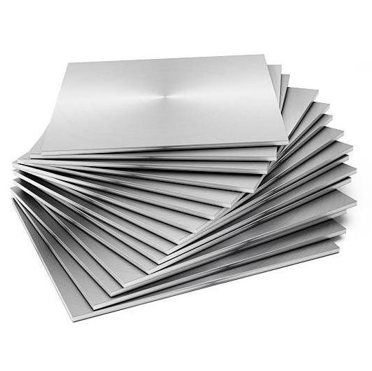 Цветной металлопрокат — лист алюминиевый